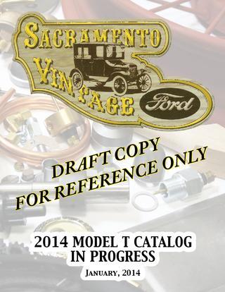 download 1909 27 FordT Ford Castle Nut workshop manual