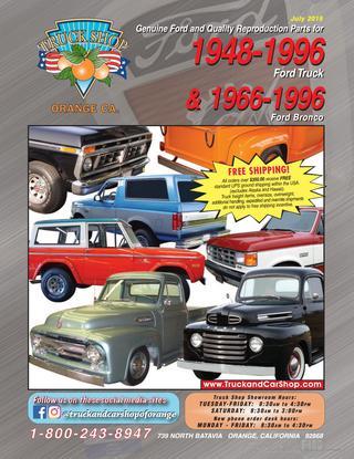 download 1948 Ford F100 Short Bed Stepside Rear Fender RH workshop manual