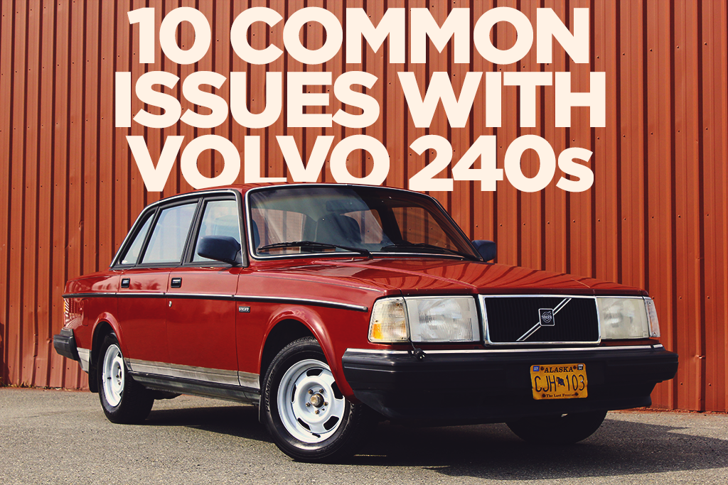 download 86 Volvo 240 workshop manual