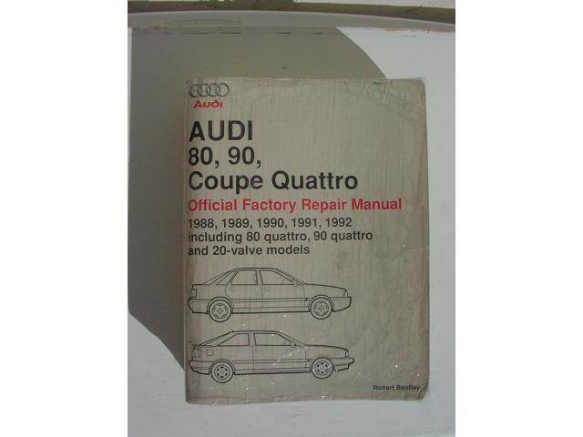 download AUDI 90 workshop manual