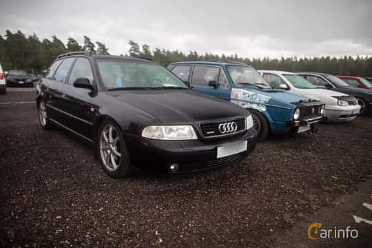 download AUDI A4 B5 AVANT workshop manual