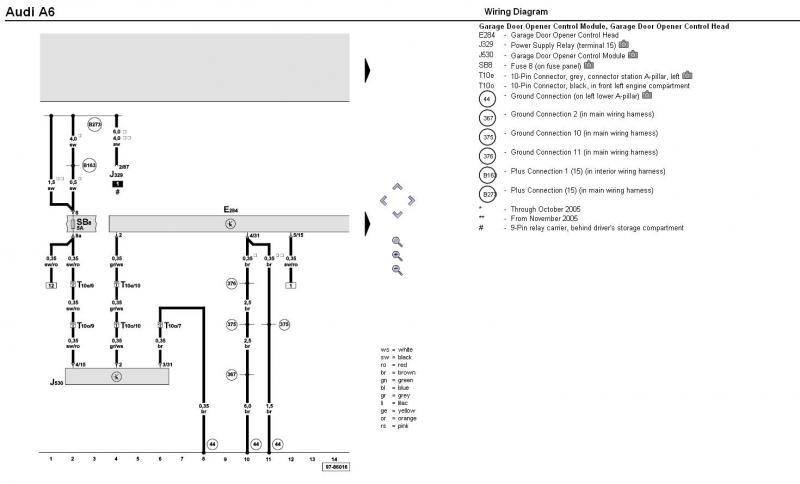 download AUDI S6 workshop manual