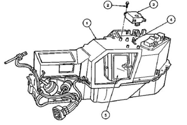 download Air Conditioner Door Vacuum Motor workshop manual