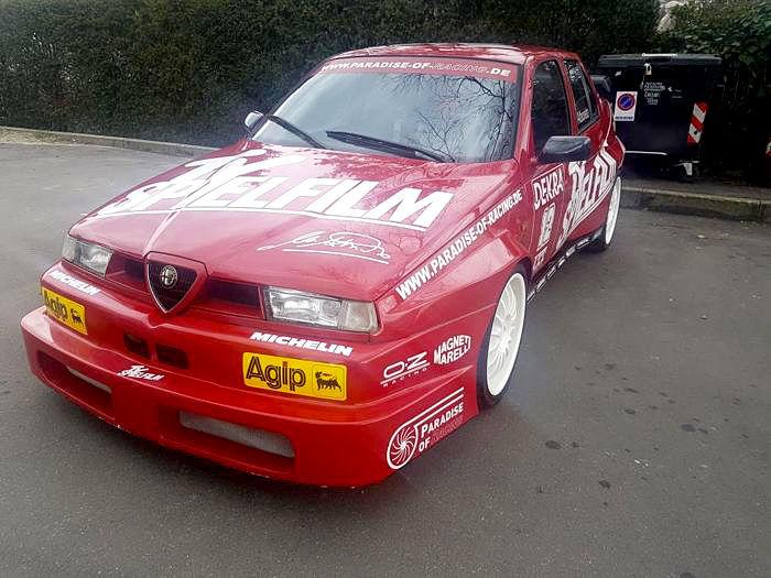 download Alfa Romeo 155 workshop manual