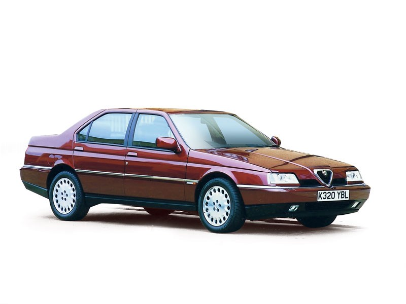 download Alfa Romeo 164 Fsm workshop manual