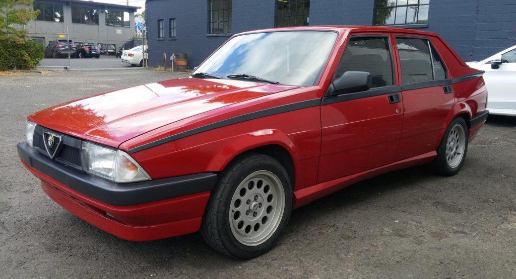 download Alfa Romeo 75 3.0 V6 Milano workshop manual
