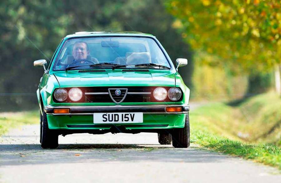 download Alfa Romeo Alfasud workshop manual