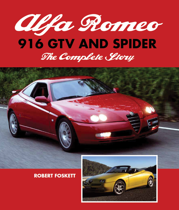download Alfa Romeo GTV Spider 916 workshop manual