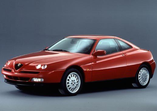 download Alfa Romeo GTV Spider 916 workshop manual