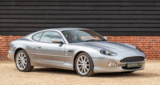 download Aston Martin DB7 V12 Vantage workshop manual