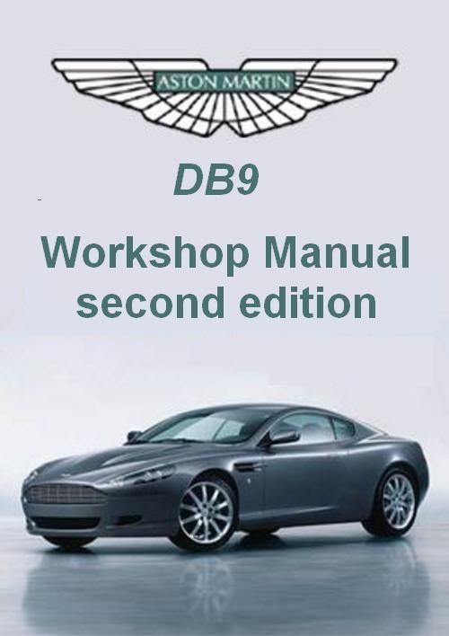 download Aston Martin Db9 workshop manual