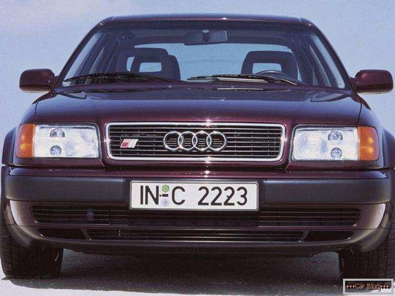 download Audi 100 workshop manual