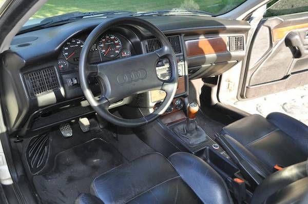 download Audi 80 90 B3 M workshop manual