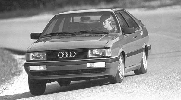download Audi B2 Quattro Typ 85 workshop manual