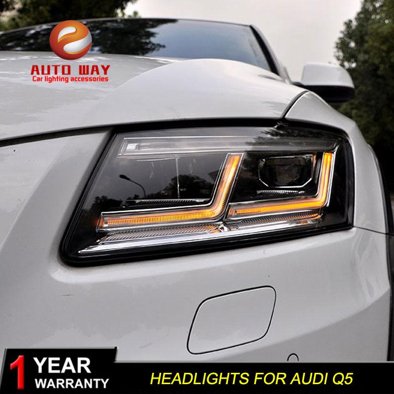 download Audi Q5 workshop manual