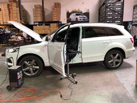 download Audi Q7 workshop manual
