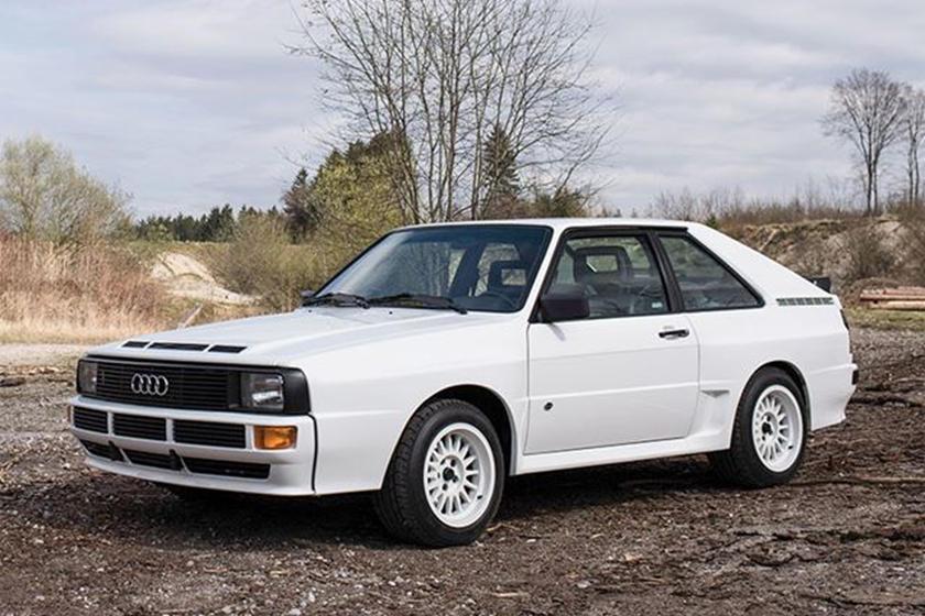 download Audi Quattro Sport workshop manual