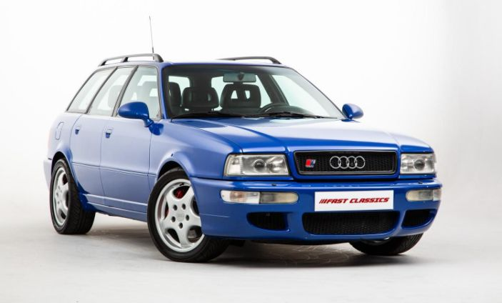 download Audi RS2 workshop manual