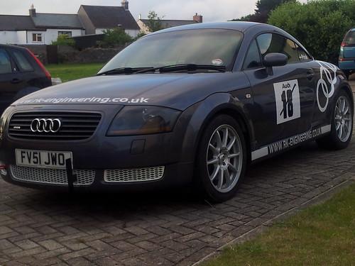 download Audi TT Mk2 workshop manual