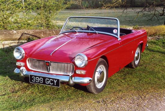download Austin MG Sprite Midget 1964 workshop manual