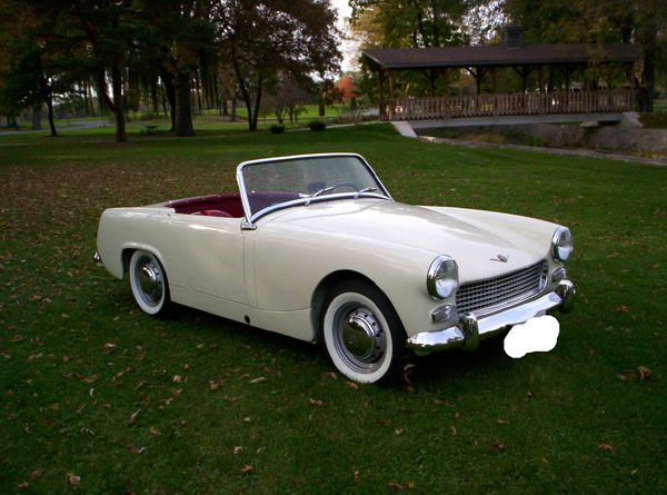 download Austin MG Sprite Midget 1964 workshop manual