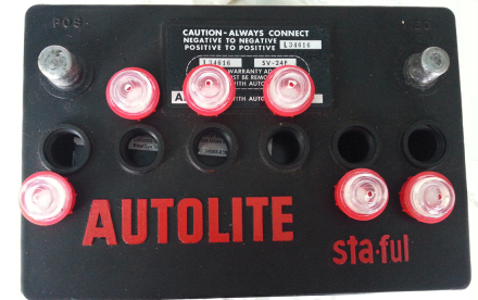 download Autolite Sta Ful Battery Tag Edsel workshop manual