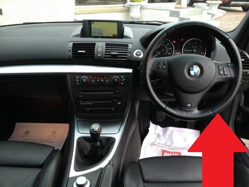 download BMW 1 Series COUPE E82 workshop manual