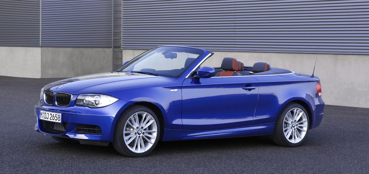 download BMW 135i Convertible workshop manual