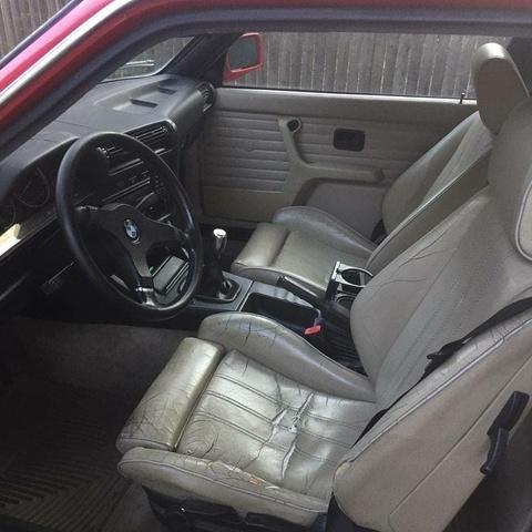 download BMW 3 325e workshop manual
