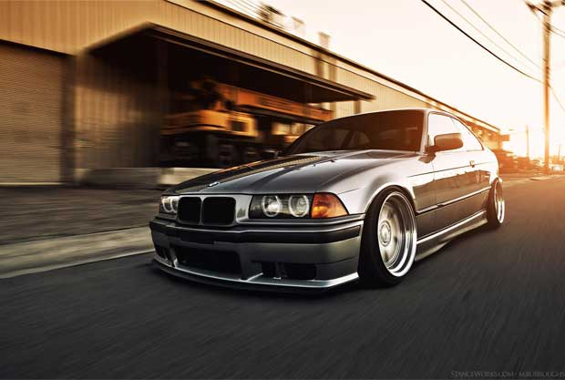 download BMW 3 Series E36 workshop manual