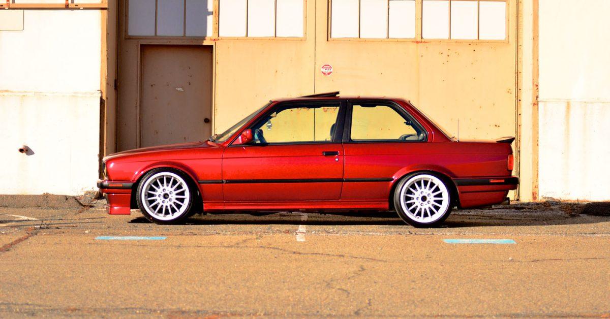 download BMW 320I E30 workshop manual