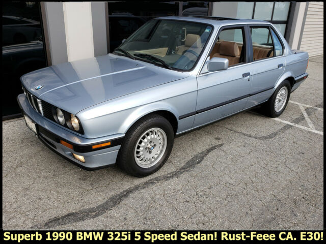 download BMW 325I E30 workshop manual