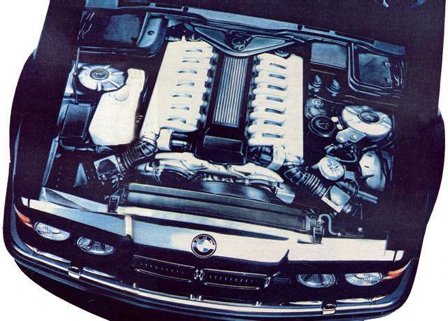 Download Bmw 7 Series E32 1994 Repair Service Manual  U2013 The