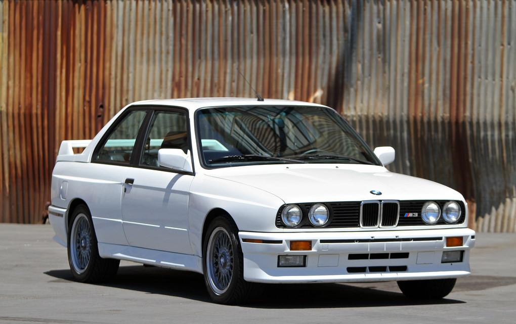 download BMW E30 M3 workshop manual