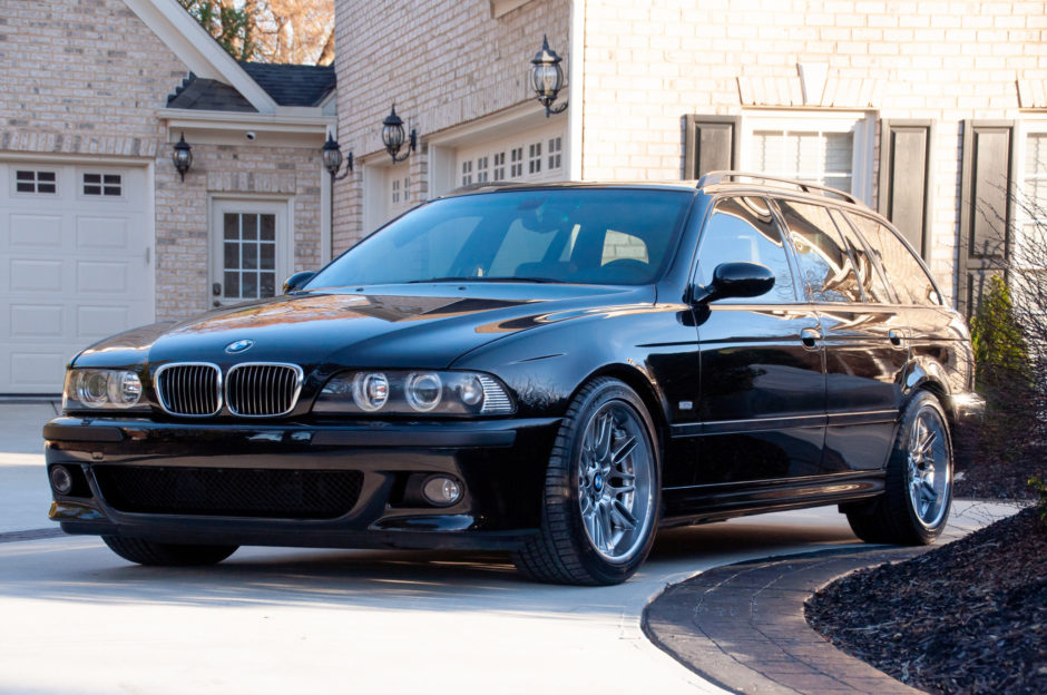 download BMW E39 540i Sport Wagon Work workshop manual