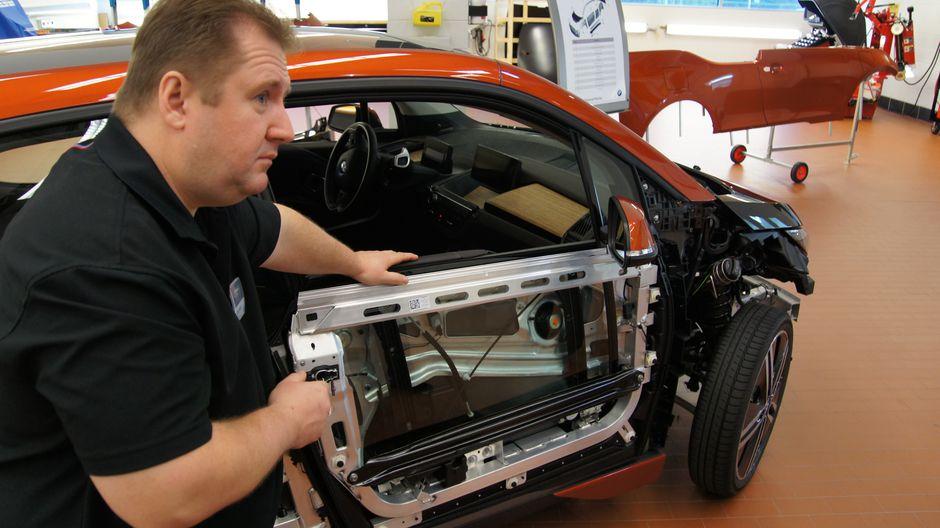 download BMW i3 Training workshop manual