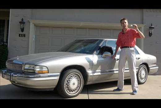 download BUICK Park Avenue workshop manual