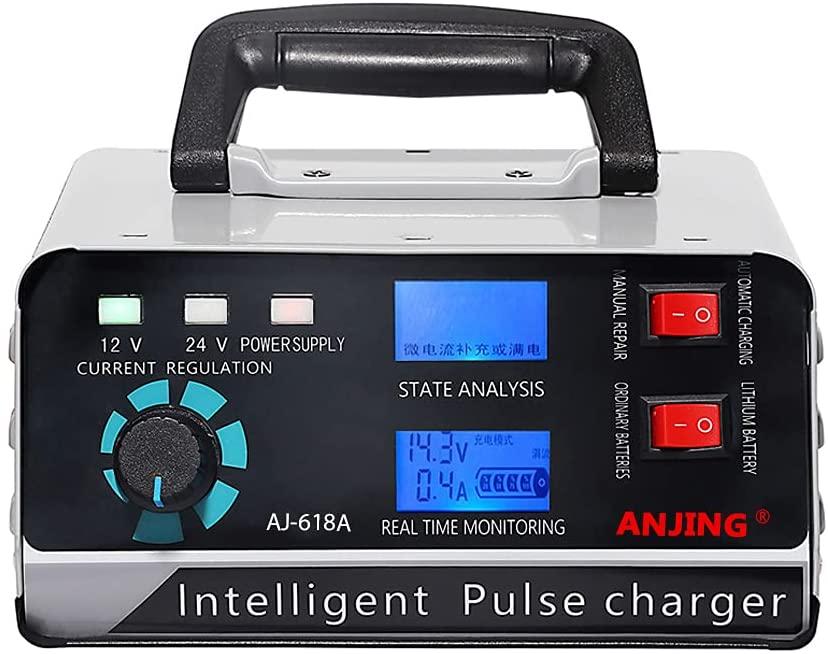 download Battery Storage Float Charger 12 Volt Automatic workshop manual