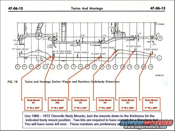 download Body To Frame Insulator Tapered workshop manual