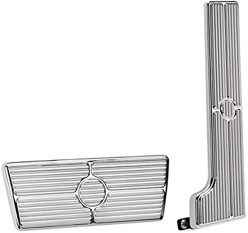 download Brake Pedal Pad Cars With Automatic Transmission Polished Aluminum Billet Specialties workshop manual