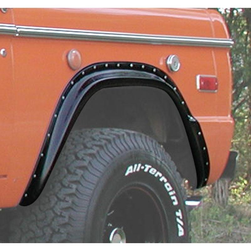 download Bronco Front Fender Moulding Lower Left workshop manual
