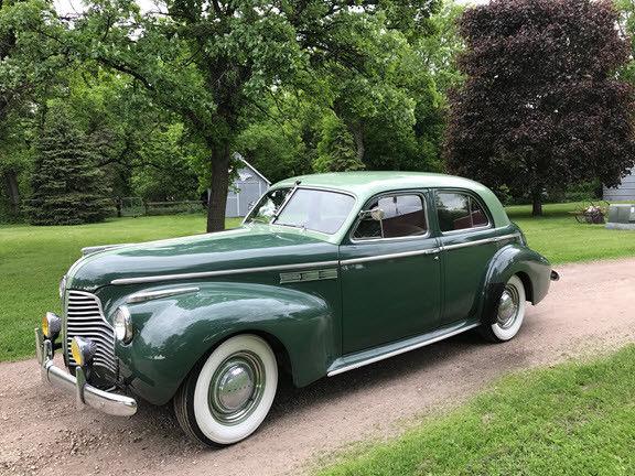 download Buick 1940 workshop manual