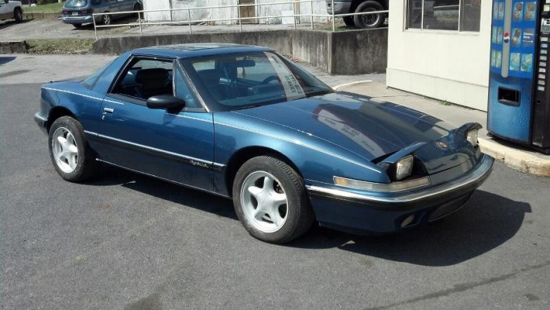 download Buick Reatta workshop manual