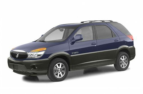 download Buick Rendezvous workshop manual