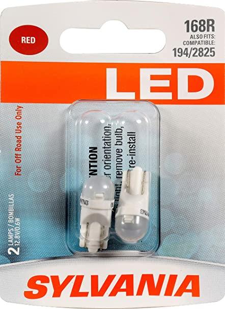 download Bulbs 194 168 LED workshop manual