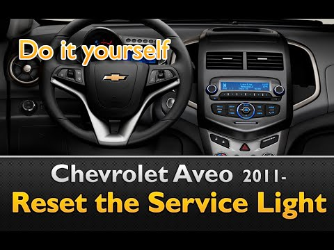 download CHEVROLET AVEO workshop manual