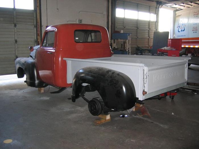 download CHEVROLET LIGHT DUTY Truck workshop manual