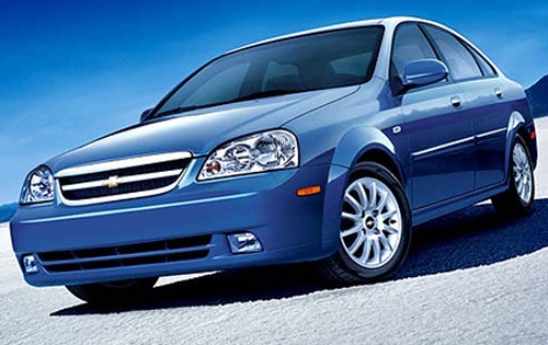 download CHEVY CHEVROLET Optra workshop manual