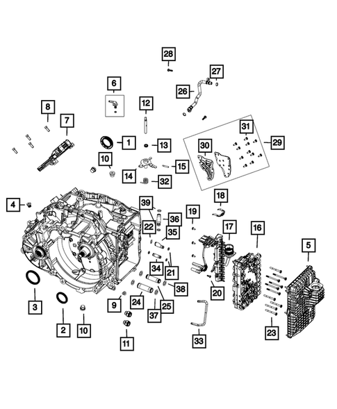 download CHRYSLER 200 workshop manual
