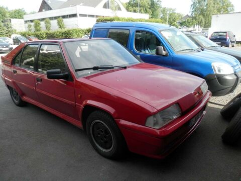 download CITROEN BX 16V workshop manual